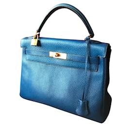 Hermès-Kelly-Bleu ... daab15acbf8