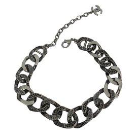 Chanel-collier-Argenté