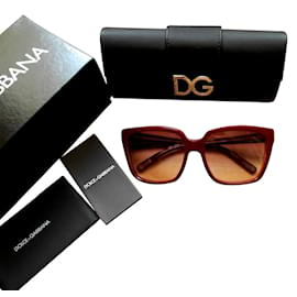 7ffd452c18cf Second hand Dolce   Gabbana Sunglasses - Joli Closet