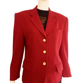 Céline-Jacket-Red