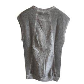 Damir Doma-Silent damir doma sweater-Grey