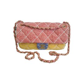 Chanel-Timeless-Multiple colors