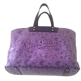Louis Vuitton-Neverfull GM limited edition-Violet