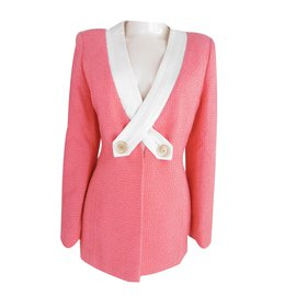 Givenchy-Blazer-Rose