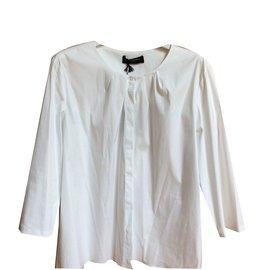 Piazza Sempione-Skirt-White