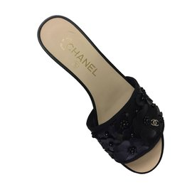 Chanel-Church´s Loafers-Black