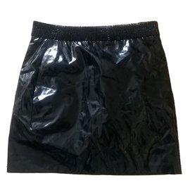 Chloé-Skirt-Black