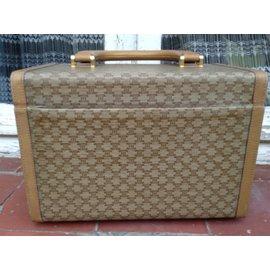 Céline-Travel bag-Beige