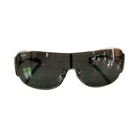 Ray-Ban-Eyewear-Black,Silvery