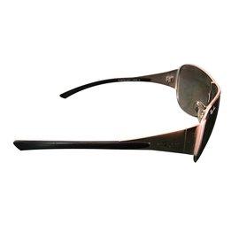 Ray-Ban-Brillen-Schwarz,Silber