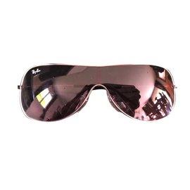 Ray-Ban-Eyewear-Silvery