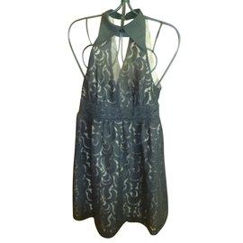 Anna Sui-Dress-Black