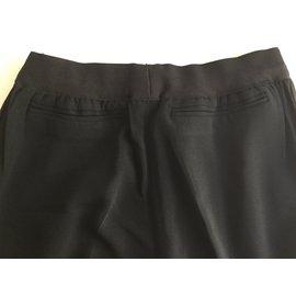 Céline-Pantalons-Noir