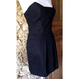 French Connection-Dress-Black