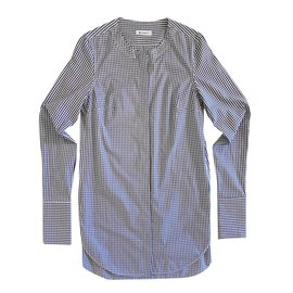 Dondup-Skirt-Navy blue