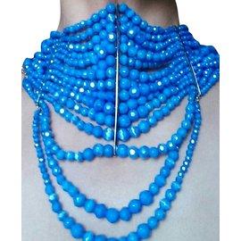 Dior-Masai collection-Bleu
