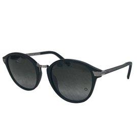 Montblanc-Sunglasses-Black