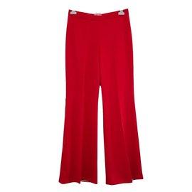 Autre Marque-Pantalon-Rouge