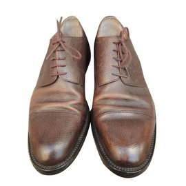 Givenchy-Lace ups-Brown