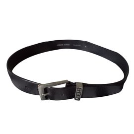 Armani-Belt-Black