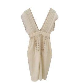 Chloé-Dress-Cream