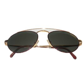 Carrera-Sunglasses-Red,Golden