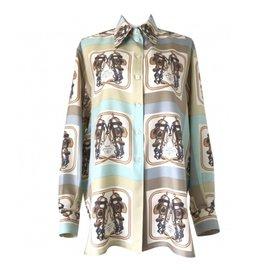Hermès-Shirt-Multiple colors