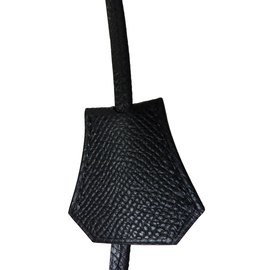 Hermès-Tirette & Clochette-Noir
