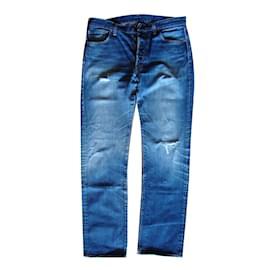 Autre Marque-501-Blau