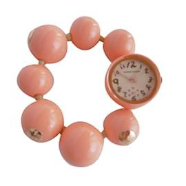 Tsumori Chisato-Watch-Peach