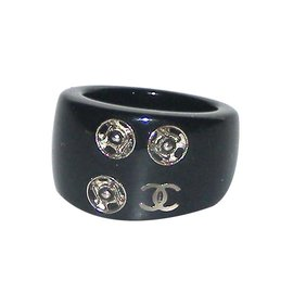 Chanel-Ring-Black