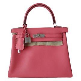 Hermès-Kelly 25-Pink