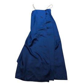 Guy Laroche-Dress-Blue