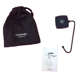 Chanel-Bijoux de sac-Noir