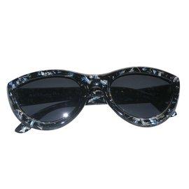 5689a4ad2e635a Christian Dior-Lunettes-Noir,Bleu ...