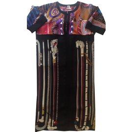 Hermès-Dress-Multiple colors