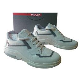 Prada-Baskets-Blanc