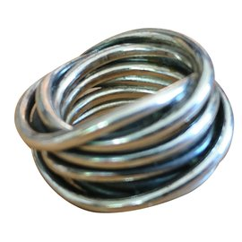 Autre Marque-Ring-Silvery
