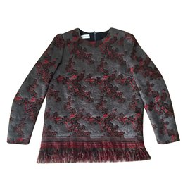Dries Van Noten-Top-Multicolore