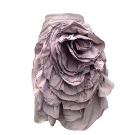 Yves Saint Laurent-Jupes-Rose