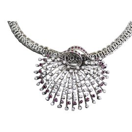 inconnue-Necklace-Silvery