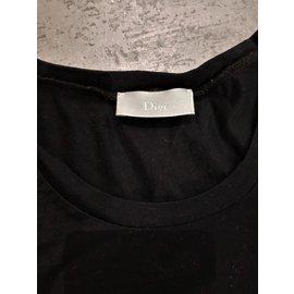 Dior-Tee shirts-Noir