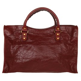 Balenciaga-Sac City-Bordeaux