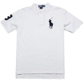 Polo Ralph Lauren-Polo-Blanc