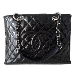 Chanel-SHOPPING GST-Noir
