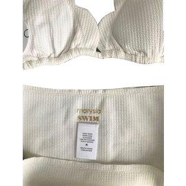 Autre Marque-Vêtements de bain-Blanc