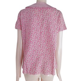Comme Des Garcons-Blouse-Pink