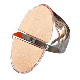 Hermès-Bracelet Chaîne d'ancre initiale-Autre