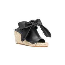 Céline-Céline Espadrille Nappa Lamb and Calf-Other