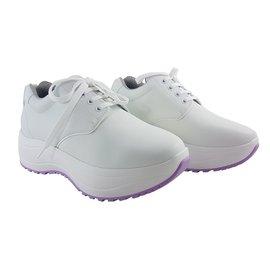 Céline-Delivery Sneaker Calfskin-White